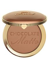 Chocolate Soleil Matte Bronzer - TOO FACED