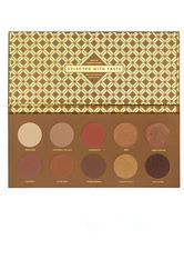 Caramel Melange Eyeshadow Palette - ZOEVA