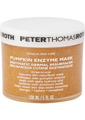 Peter Thomas Roth Pumpkin Enzyme Mask Enzymatic Dermal Resurfacer Gesichtsmaske 150 ml