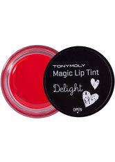 TONYMOLY - Delight Magic Lip Tint - Red Berry - LIQUID LIPSTICK