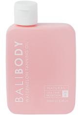 BALI BODY - Watermelon Tanning Oil SPF6 - SONNENCREME