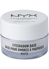 NYX PROFESSIONAL MAKEUP - NYX Professional Makeup Eye Shadow Base (Various Shades) - White - AUGEN PRIMER