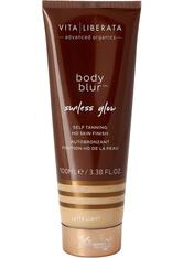 Vita Liberata Body Blur Sunless Glow HD Skin Finish Selbstbräunungscreme Latte Light