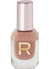 MAKEUP REVOLUTION - Makeup Revolution High Gloss Nail Polish Lingerie - NAGELLACK