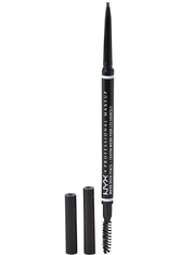 NYX PROFESSIONAL MAKEUP - NYX Professional Makeup Micro Brow Pencil Augenbrauenstift  0.1 g Nr. 06 - Brunette - AUGENBRAUEN