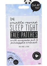 Oh K! Sleep Tight Face Patches Tuchmaske 8 Stk