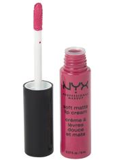 NYX Professional Makeup Soft Matte Lip Cream Liquid Lipstick 8 ml Nr. 18 - Prague