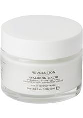 Revolution Skincare Gesichtsmasken Hyaluronic Acid Overnight Hydrating Face Mask Feuchtigkeitsmaske 50.0 ml