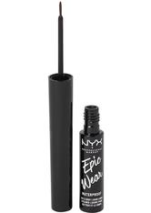 NYX Professional Makeup Epic Wear Liquid Liner Eyeliner  3.5 ml Nr. 02 - Brown