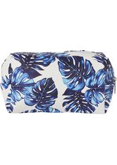 COCONUT LANE - Make Up Bag Blue Leaf - KOSMETIKTASCHEN & KOFFER
