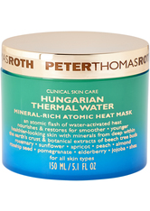 Peter Thomas Roth Hungarian Thermal Water Mineral-Rich Atomic Heat Mask Gesichtsmaske 150 ml