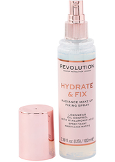 MAKEUP REVOLUTION - Makeup Revolution Conceal&Fix Setting Spray - Fixierung
