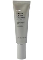 ALLIES OF SKIN - Allies of Skin Bright Future Sleeping Facial 50ml - NACHTPFLEGE
