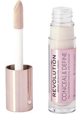 MAKEUP REVOLUTION - Makeup Revolution - Concealer - Conceal and Define Concealer - C0.5 - CONCEALER