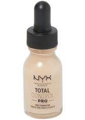 NYX Professional Makeup Total Control Pro Drop Controllable Coverage Foundation 13ml (Various Shades) - Light Porcelain