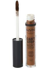 NYX Professional Makeup Can't Stop Won't Stop Contour Concealer (Various Shades) - Deep