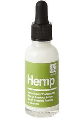 Dr. Botanicals Hemp Super Concentrated Rescue Essence Serum Gesichtsserum 30 ml