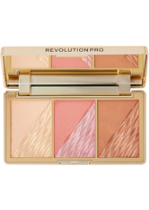 Crystal Luxe Face Palette Rose Fresco
