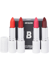 Berry Collection Matte Lipstick Quad