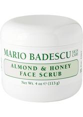 MARIO BADESCU - Mario Badescu Produkte Almond & Honey Non-Abrasive Face Scrub Gesichtspeeling 118.0 ml - PEELING