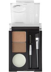 NYX Professional Makeup Eyebrow Cake Powder Augenbrauenpuder 2.7 g Nr. 05 - Brunette