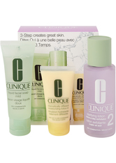 Clinique 3-Step Introduction Kit for Dry Combination Skin