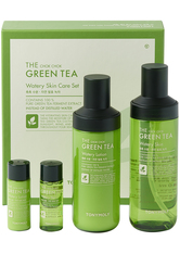 The Chok Chok Green Tea Watery Skincare Kit