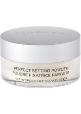 COVER FX - Perfect Setting Powder - Light - GESICHTSPUDER