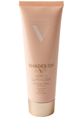 THE PERFECT V - The Perfect V Produkte Shades of V Very V Luminizer Intimpflege 50.0 ml - KÖRPERCREME & ÖLE