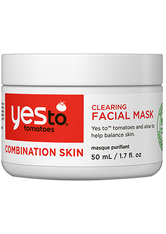 YES TO - Tomatoes Clearing Face Mask - CREMEMASKEN