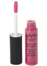 NYX Professional Makeup Soft Matte Lip Cream Liquid Lipstick 8 ml Nr. 11 - Milan
