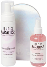Isle of Paradise Prep + Tan Bundle Dark