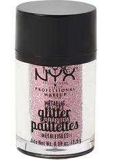 NYX Professional Makeup Glitter Paillettes Metallic Glitzer 2.5 g Nr. 03 - Beauty Beam