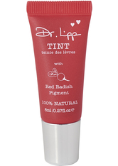 DR. LIPP - Dr.Lipp 100% Natural Moisturising Colour Lip Tint - Red Radish - GETÖNTER LIPBALM