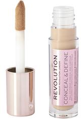 MAKEUP REVOLUTION - Makeup Revolution - Concealer - Conceal and Define Concealer - C10.5 - CONCEALER