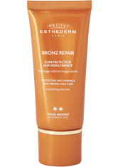 INSTITUT ESTHEDERM - Institut Esthederm Bronz Repair Anti-Wrinkles Bronzing Sun Care Face Cream - Moderate Sun 50ml - Sonnencreme