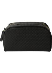Black Double Zip Bag
