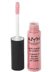 NYX Professional Makeup Soft Matte Lip Cream Liquid Lipstick 8 ml Nr. 03 - Tokyo