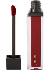 JOUER COSMETICS - Long-Wear Lip Crème Matte - Brique - LIQUID LIPSTICK