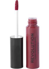Makeup Revolution Crème Lip Rouge 141