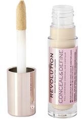 MAKEUP REVOLUTION - Makeup Revolution - Concealer - Conceal and Define Concealer - C8.5 - CONCEALER