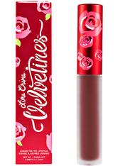 Lime Crime Velvetine Matte Lipstick 2.6ml Saint (Cranberry Red)