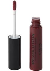Revolution - Flüssiger Lippenstift - Creme Lip - Dollhouse 116