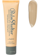 THEBALM - BalmShelter Tinted Moisturiser SPF 18  Light - BB - CC CREAM