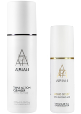 ALPHA-H - Liquid Gold + Triple Action Cleanser Exclusive Perfect Renewal Collection - CLEANSING
