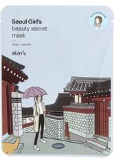 Seoul Girl's Beauty Secret Moisturising Sheet Mask
