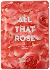 SKIN79 - All That Rose Mask - CREMEMASKEN