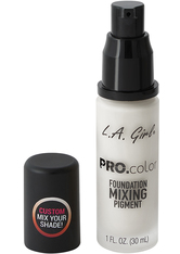L.A. Girl - Foundation - Pro Color - Mixing Pigment - 711 White