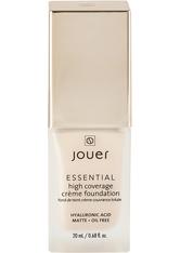 Essential High Coverage Creme Foundation Warm Ivory