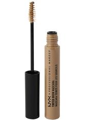 NYX Professional Makeup Tinted Brow Mascara Augenbrauengel  6.5 ml Nr. 01 - Blonde